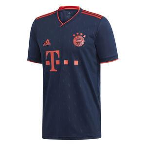 FC Bayern München Trikot 3rd 2019/2020 Herren, dunkelblau / rot, zoom bei OUTFITTER Online