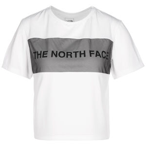 Train N Logo T-Shirt Damen, weiß, zoom bei OUTFITTER Online