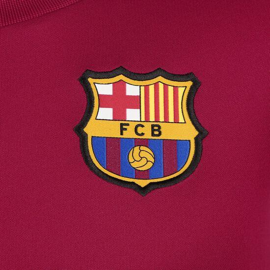 FC Barcelona Strike Trainingsshirt Kinder, dunkelrot / weiß, zoom bei OUTFITTER Online