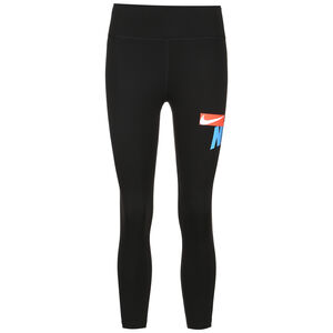 One Leggings Damen, schwarz / blau, zoom bei OUTFITTER Online