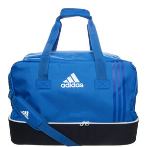 Tiro Teambag Bottom Compartment Medium Fußballtasche, blau / dunkelblau, zoom bei OUTFITTER Online