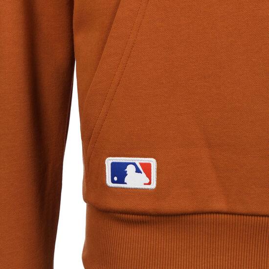 MLB Seasonal Team Logo New York Yankees Kapuzenpullover Herren, braun / anthrazit, zoom bei OUTFITTER Online