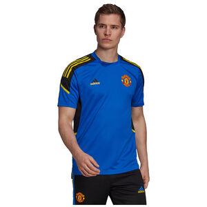 Manchester United Trainingsshirt Herren, blau, zoom bei OUTFITTER Online