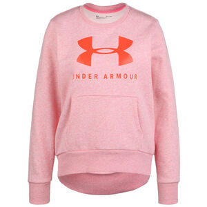 Favorite Fleece Sportstyle Graphic Sweater Damen, pink, zoom bei OUTFITTER Online