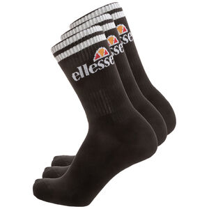 Pollo Socken 3er Pack, schwarz, zoom bei OUTFITTER Online