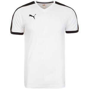 Pitch Fußballtrikot Herren, weiß / schwarz, zoom bei OUTFITTER Online