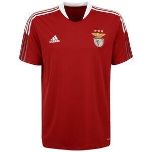 Benfica Lissabon Trainingsshirt Herren, rot / weiß, zoom bei OUTFITTER Online