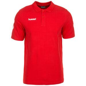 HMLGO Poloshirt Herren, rot, zoom bei OUTFITTER Online