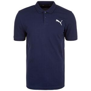 Essentials Pique Poloshirt Herren, dunkelblau, zoom bei OUTFITTER Online