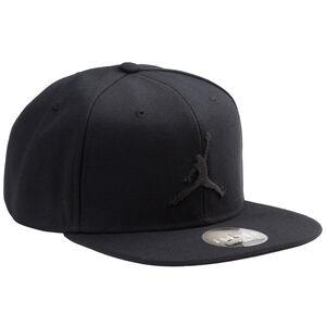 Jordan Pro Jumpman Snapback Cap, schwarz, zoom bei OUTFITTER Online