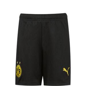 Borussia Dortmund Shorts Home 2021/2022 Kinder, schwarz / gelb, zoom bei OUTFITTER Online
