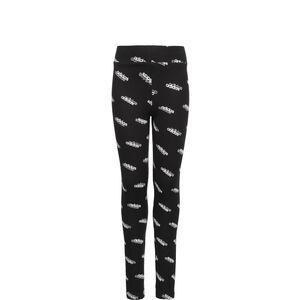 Favorite Leggings Damen, schwarz / weiß, zoom bei OUTFITTER Online