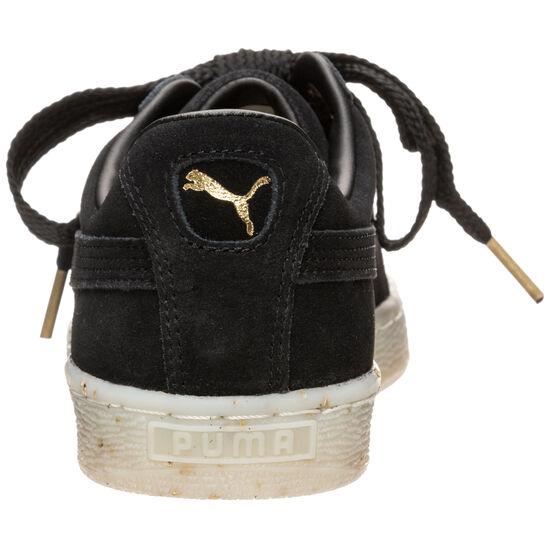 Suede Heart Celebrate Sneaker Damen, Schwarz, zoom bei OUTFITTER Online