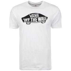 Off The Wall T-Shirt Herren, weiß / schwarz, zoom bei OUTFITTER Online