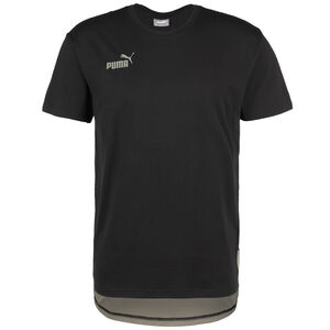 ftblNXT Casuals Trainingsshirt Herren, schwarz / oliv, zoom bei OUTFITTER Online