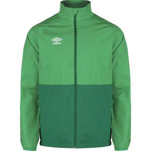Shower Trainingsjacke Herren, grün / dunkelgrün, zoom bei OUTFITTER Online