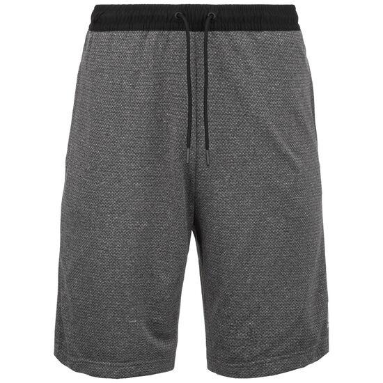 Workout Knit Performance Trainingsshort Herren, anthrazit / schwarz, zoom bei OUTFITTER Online