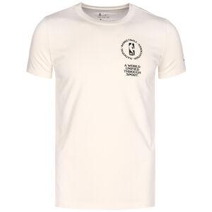 Team 31 Courtside T-Shirt Damen, creme / schwarz, zoom bei OUTFITTER Online