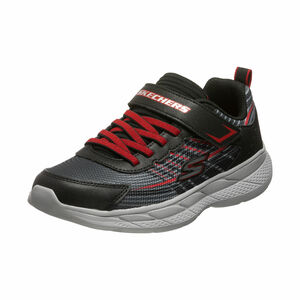 Thermoflux 2.0 Sneaker Kinder, schwarz / rot, zoom bei OUTFITTER Online