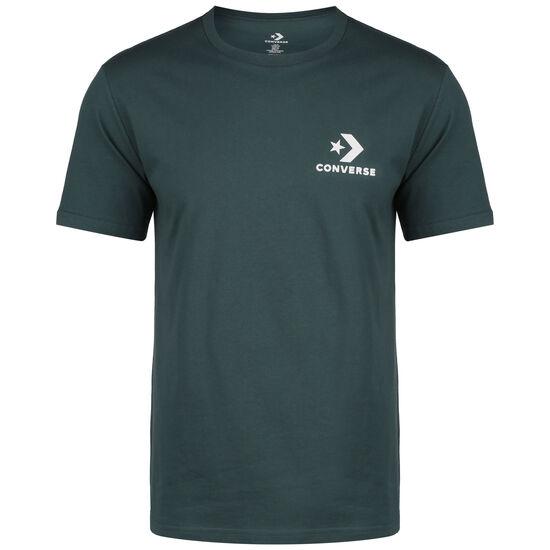 Left Chest Star Chevron T-Shirt Herren, dunkelgrün, zoom bei OUTFITTER Online