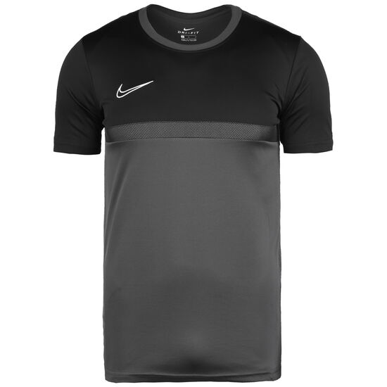 Dry Academy Pro Trainingsshirt Herren, anthrazit / schwarz, zoom bei OUTFITTER Online