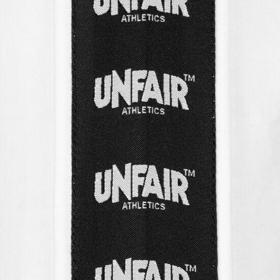 Classic Taped T-Shirt Herren, weiß / schwarz, zoom bei OUTFITTER Online