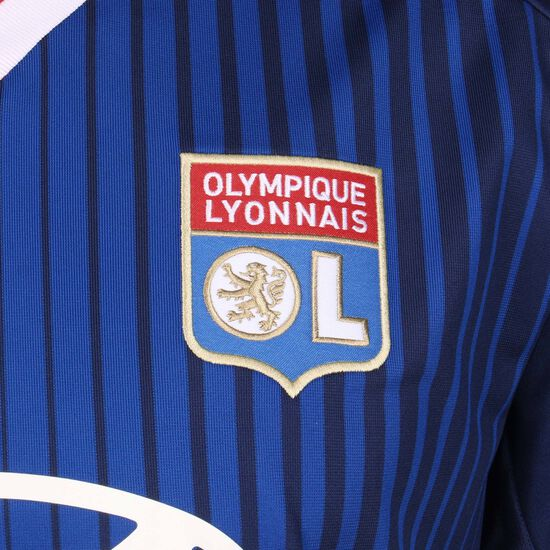 Olympique Lyon Trikot Away 2019/2020 Herren, dunkelblau / weiß, zoom bei OUTFITTER Online