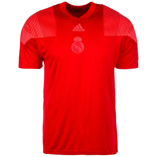 Real Madrid Icon Trainingsshirt Herren, Rot, zoom bei OUTFITTER Online