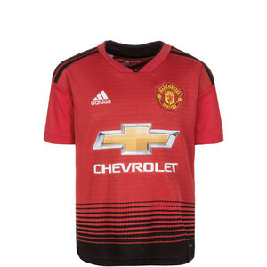 Manchester United Trikot Home 2018/2019 Kinder, Rot, zoom bei OUTFITTER Online