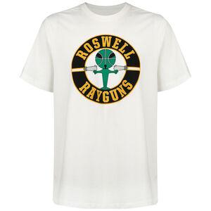 Raygun Core T-Shirt Herren, weiß / braun, zoom bei OUTFITTER Online
