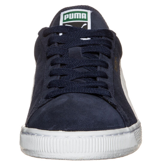 Suede Classic+ Sneaker, Blau, zoom bei OUTFITTER Online
