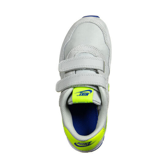 MD Valiant Sneaker Kinder, hellgrau / neongelb, zoom bei OUTFITTER Online