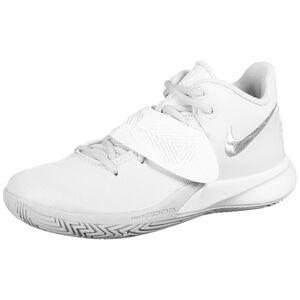 Kyrie Flytrap III Basketballschuh Herren, beige / weiß, zoom bei OUTFITTER Online