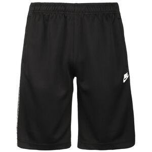 Repeat Shorts Herren, schwarz / weiß, zoom bei OUTFITTER Online