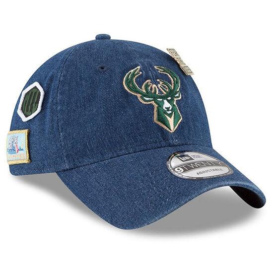 9Twenty NBA 18 Draft Milwaukee Bucks Strapback, , zoom bei OUTFITTER Online