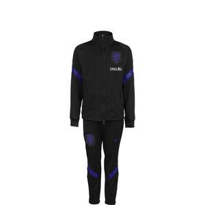 Niederlande Dry Strike Trainingsanzug EM 2021 Kinder, schwarz / blau, zoom bei OUTFITTER Online