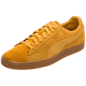 Suede Classic Pincord Sneaker Herren, Braun, zoom bei OUTFITTER Online