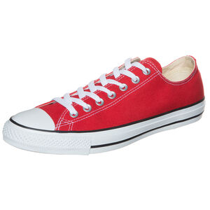 Chuck Taylor All Star Core OX Sneaker, Rot, zoom bei OUTFITTER Online