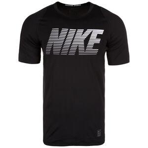 Pro Trainingsshirt Herren, schwarz / weiß, zoom bei OUTFITTER Online