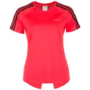 Design2Move T-Shirt Damen, neonrot, zoom bei OUTFITTER Online