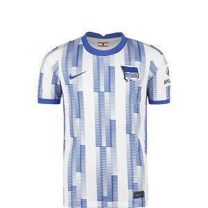 Hertha BSC Trikot Home Stadium 2021/2022 Kinder, weiß / blau, zoom bei OUTFITTER Online
