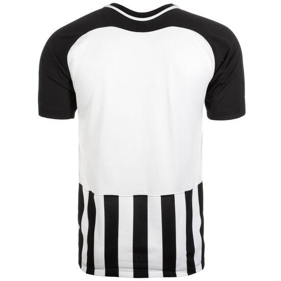 Striped Division III Trikot Herren, schwarz / weiß, zoom bei OUTFITTER Online