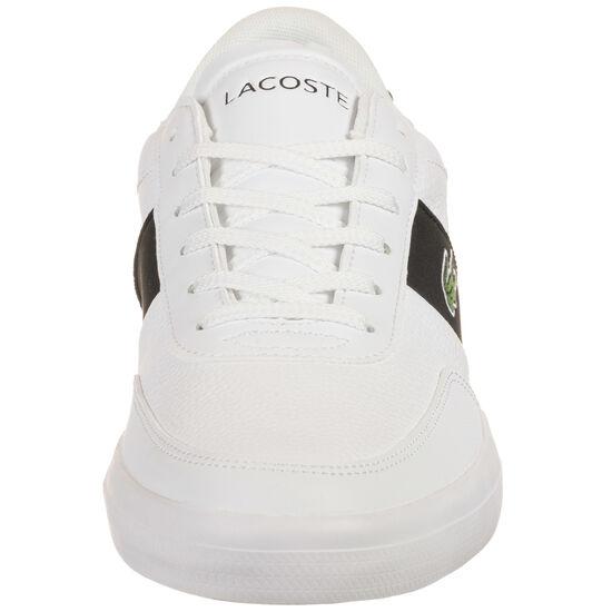 Court-Master Sneaker Herren, weiß / schwarz, zoom bei OUTFITTER Online