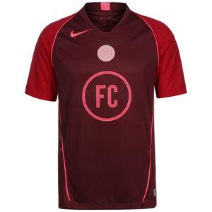 F.C. Home Fußballtrikot Herren, bordeaux / rot, zoom bei OUTFITTER Online