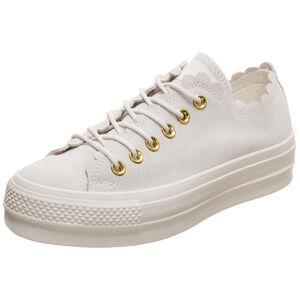 Chuck Taylor All Star Frilly Thrills Lift OX Sneaker Damen, beige, zoom bei OUTFITTER Online