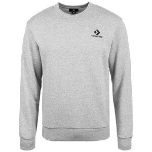 Star Chevron Embroidered Crew Sweatshirt Herren, grau, zoom bei OUTFITTER Online