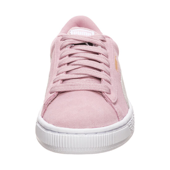 Suede Classic Sneaker Kinder, pink / violett, zoom bei OUTFITTER Online