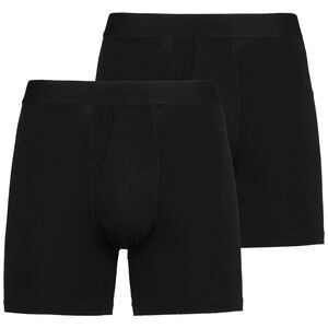 Staples Standard 2er Pack Boxershort, schwarz, zoom bei OUTFITTER Online
