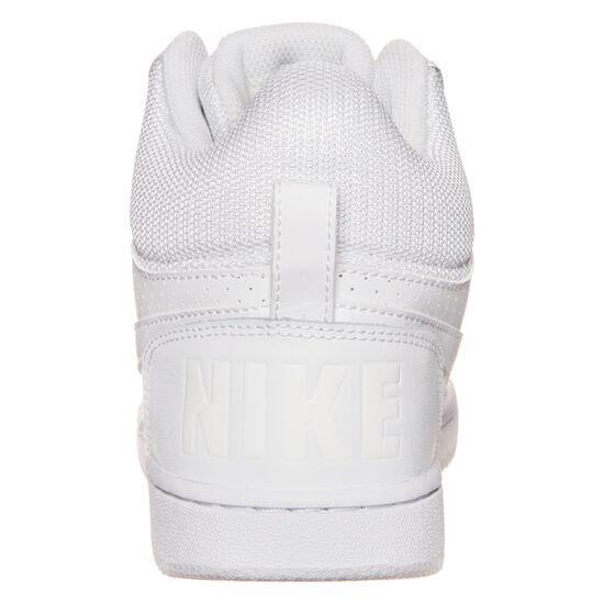 Court Borough Mid Sneaker Damen, Weiß, zoom bei OUTFITTER Online