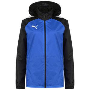 TeamLIGA All Weather Regenjacke Herren, blau, zoom bei OUTFITTER Online